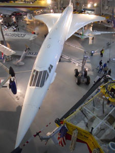 Concorde at Smithsonian